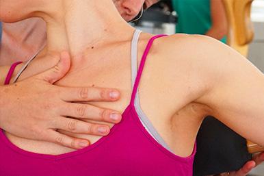 פציעות ספורט ורקדנים - שיקום באמצעות ג'ירוטוניק וג'ירוקינסיס